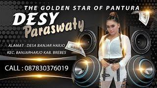 "Gambar cover Live Streaming The Golden Star Of pantura "" DESI PARASWATI "" 22 Februari 2020 Pasaleman"