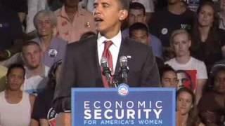 Obama asks for Volunteers in Virginia