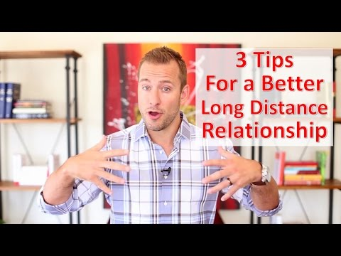 3 Tips To A Better Long Distance Relationship (How To Survive LDR's)