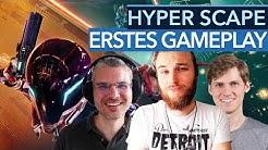 Ubisofts neuer Ego-Shooter: Wir spielen Hyper Scape live ab 18 Uhr!
