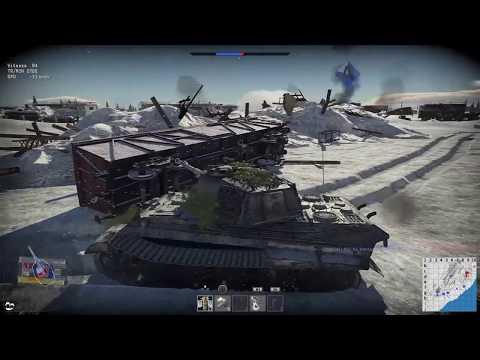 WAR THUNDER tanks : embuscade en TIGER II H. les leçons du STANDARTENFÜHRER HERZOG!