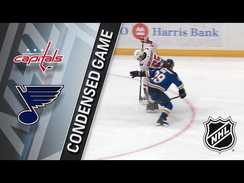 04/02/18 Condensed Game: Capitals @ Blues