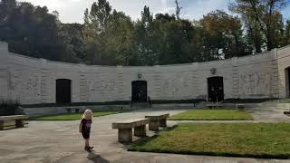 Trip to Lincoln Boyhood National Memorial in Indiana