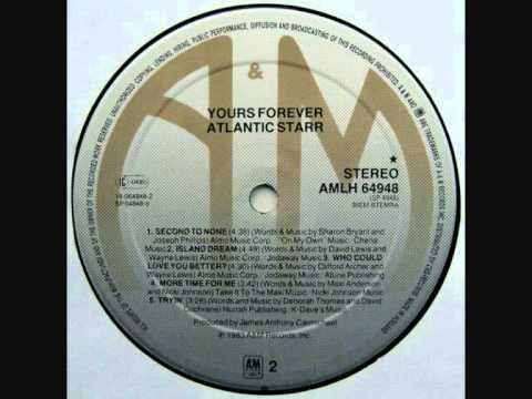 Atlantic Starr - Second To None