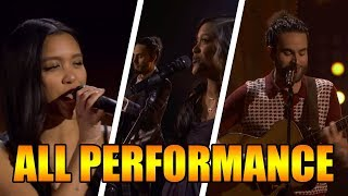 Us The Duo America's Got Talent 2018 Semifinalist ALL Performances|GTF