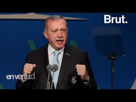 4 moments clés qui ont fait Recep Tayyip Erdogan