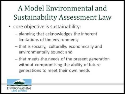 Model Law Webinar (Jun 2013)