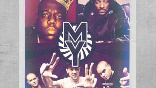 Hilltop Hoods- Nosebleed Section X Notorious B.I.G. (Marvel Years Remix)