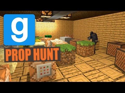 Скачать Карту Для Prop Hunt Для Garry S Mod - фото 5