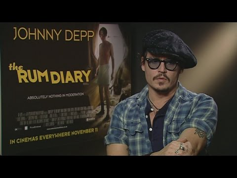 Johnny Depp describes meeting ex wife Amber Heard for the first time!