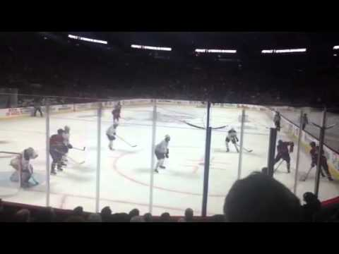 Montreal canadiens goal live in Bell center
