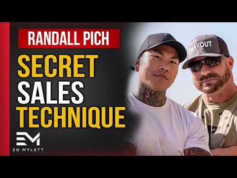 Randall Pich - Rising to the Top