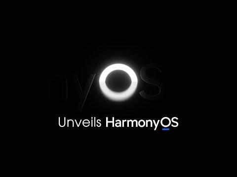 HarmonyOS is Unveiled