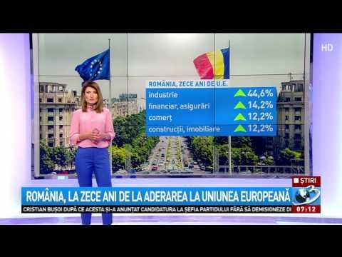 România, la zece ani de la aderarea la Uniunea Europeană. Care sunt capitolele unde am rămas repe