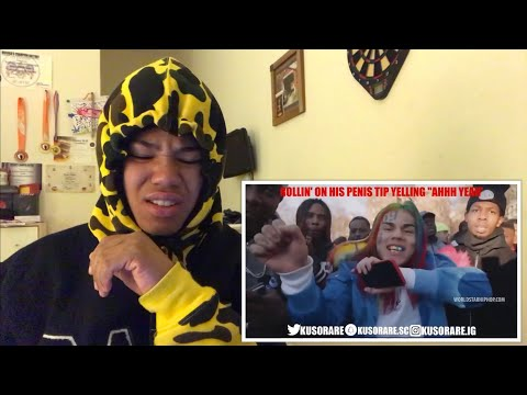 THIS IS DISGUSTING!! | 6IX9INE - KEKE (Official Gay Remix) [REACTION]