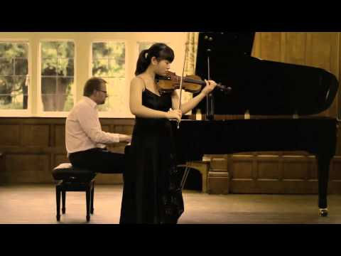Saint-Saens: Introduction & Rondo Capriccioso - Yuka Ishizuka (violin) & Simon Lane (piano)