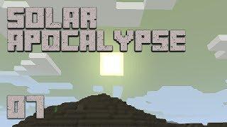 ►Solar Apocalypse: QUEST PLANS! | Ep. 7 | Modded Minecraft Survival◄