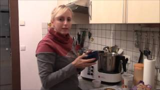 Bircher Müsli aus dem Monsieur Cuisine Plus MC
