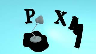 ⚔ Luxo strikes back the I  Or not?   Pixar lamp parody
