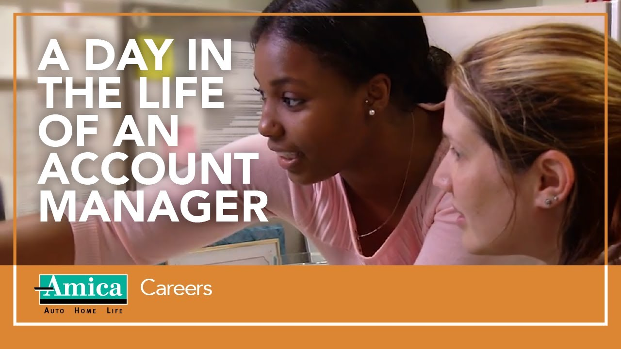 Amica Customer Service >> Amica Insurance A Day In The Life Of An Account Manager