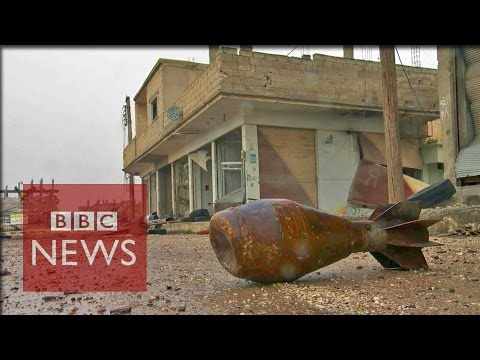 Kobane: Islamic State 'apocalypse' from YouTube · Duration:  3 minutes 13 seconds
