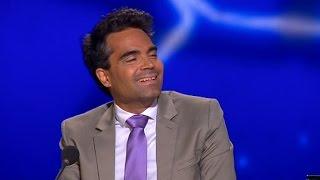 David Batra misstar Skottland för Gotland - Parlamentet (TV4)