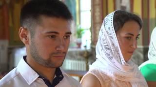 Венчание Дмитрия и Елены