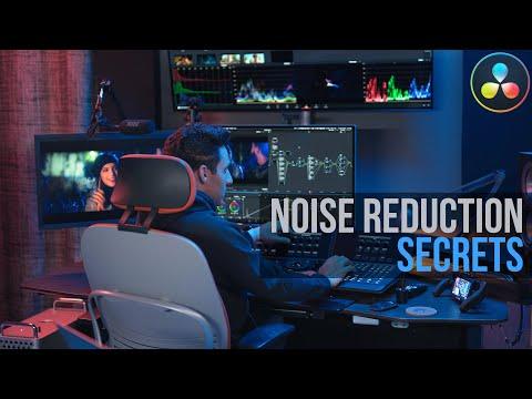 The Biggest Secret to Removing Noise in DaVinci Resolve 17