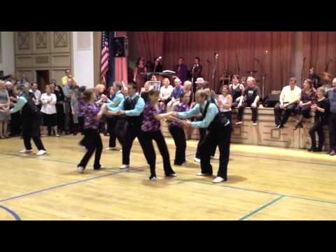 Hop to the Beat Routine Class 2011: Boston Swing Dance Network