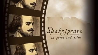 Humanities Seminars Program Summer 2012 - Shakespeare in Print and Film