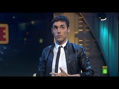 En el aire - Buenafuente entrevista a Antonio Díaz, conocido como