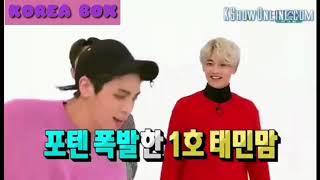 [ENGSUB] SHINee Jonghyun is Taemin's Ultimate Fan