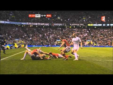 Six Nations 2012 Highlights