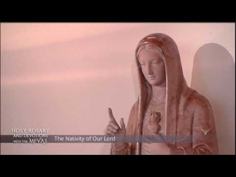 Holy Rosary and Devotions with the Franciscan Missionaries of the Eternal Word - 2021-02-27 - Holy R