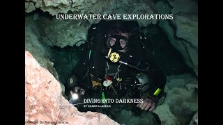 Underwater cave exploration discovers prehistoric extinct animals thousands years old