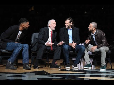Tony Parker's Full Spurs Retirement Ceremony Highlights