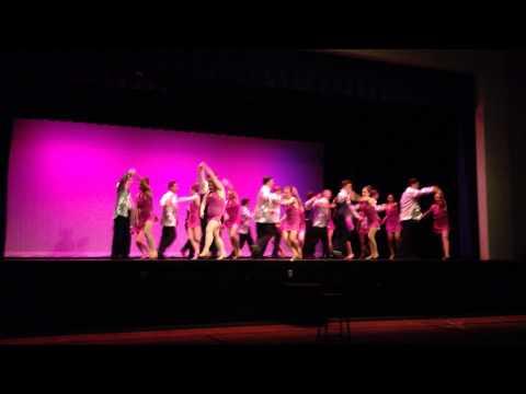 Academy of Notre Dame de Namur Spring Dance Show: Funkytown
