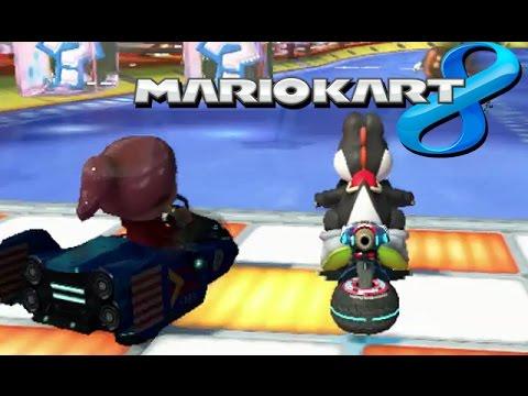 Jogar Mario Kart 8 Online no PC