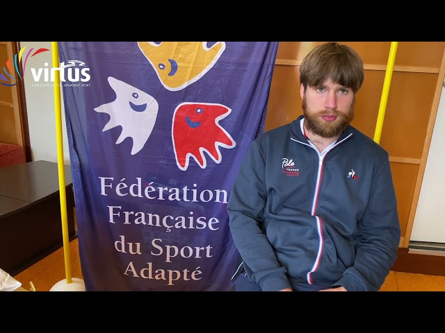 Tokyo 2020 Paralympics Qualifier- Lucas Creange