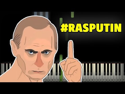 rasputin-song-piano-tutorial-(sheet-music-midi)
