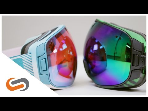SPY Doom vs Bravo Goggles | SportRx