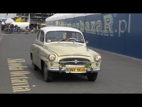 OldtimerbazaR ~ Skoda Octavia Super 1959 - Opowiada Robert Tysowski