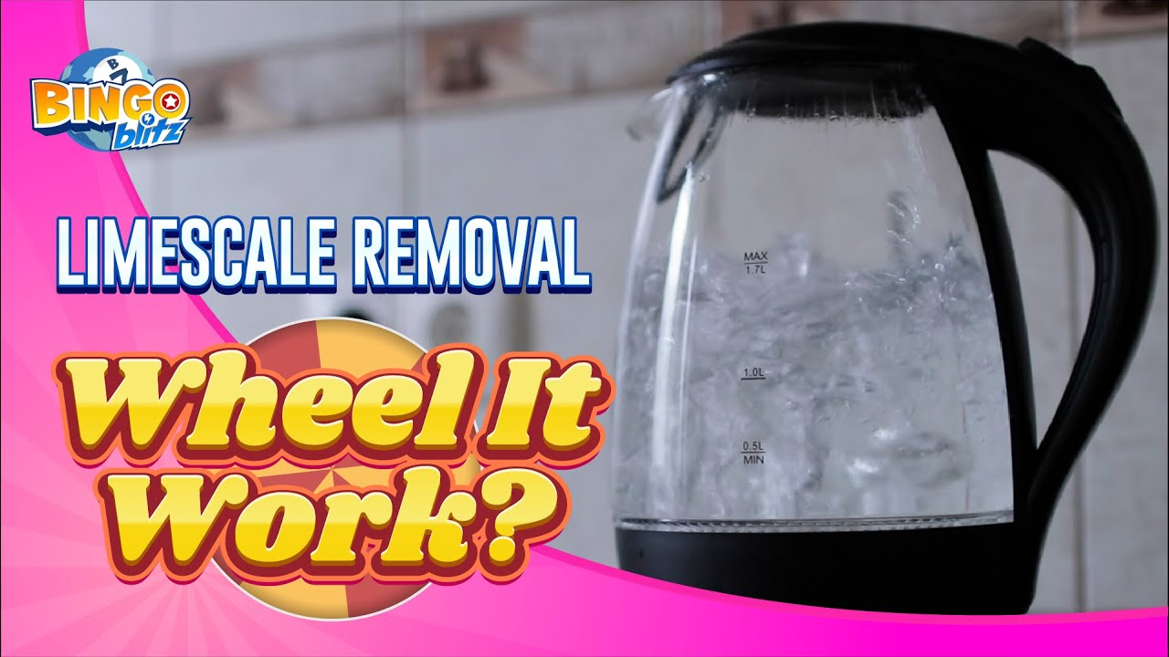 How To Remove Limescale From A Kettle Using Lemons