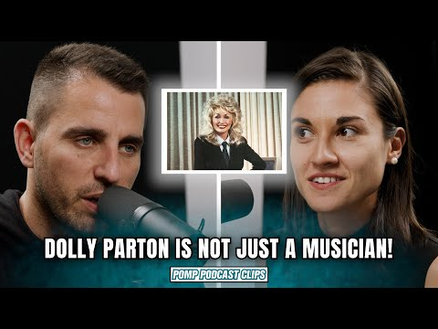 Dolly Parton is NOT Just a Musician! | Polina Pompliano | Pomp Podcast CLIPS