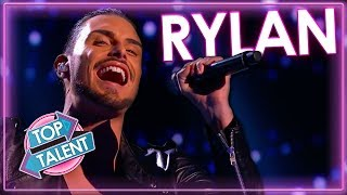 Rylan Clarke Auditions on X Factor 2012 | All Performances & Comments | Top Talent