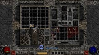 Abrindo Jered's Basket - Diablo 2 Evolution