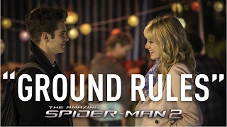 the amazing spiderman 2 2014 ground rules andrew garfield emma stone