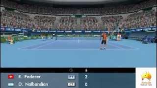 psp Smash Court Tennis 3 cheats The Longest Ralley