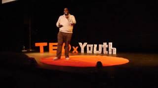"Guerilla Arts and the Power of Self Advocacy | Gabriel ""Asheru"" Benn | TEDxYouth@ColumbiaHeights"