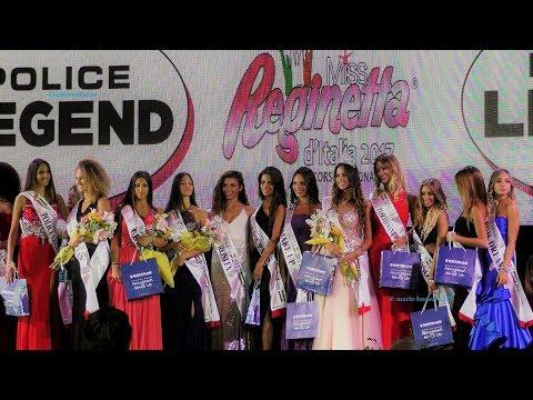 Miss Reginetta d'Italia 2017 Finale Nazionale Seconda Parte Porto Sant'Elpidio